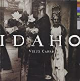 Album cover for Vieux Carré