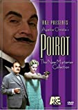 Agatha Christie's Poirot - The New Mysteries Collection - movie DVD cover picture