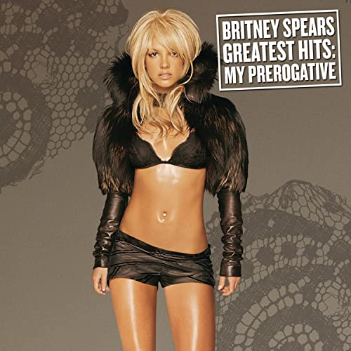 CD-Cover: Britney Spears - Greatest Hits: My Prerogative