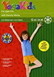 Yoga Kids  - movie DVD cover picture