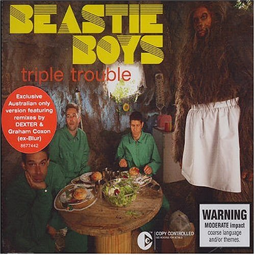 Triple Trouble [US CD]