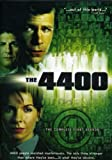 The 4400 DVD cover