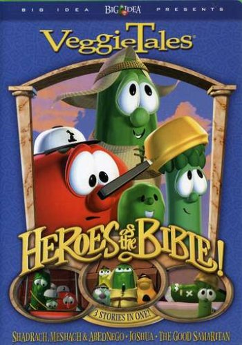 Veggie Tales: Bible Heroes - Stand Up! Stand Tall!