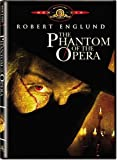 The Phantom of the Opera - movie DVD cover picture