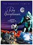 The Fantastic Films of Ray Harryhausen - Legendary Science Fiction Series (It Came from Beneath the Sea / Earth vs. the Flying Saucers / 20 Million Miles to Earth / Mysterious Island / H.G. Wells' First Men in the Moon) - movie DVD cover picture