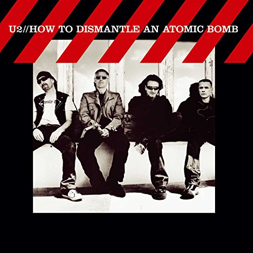 Original album cover of How to Dismantle an Atomic Bomb by U2