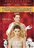 The Princess Diaries 2 - Royal Engagement (Full Screen Edition) - movie DVD cover picture
