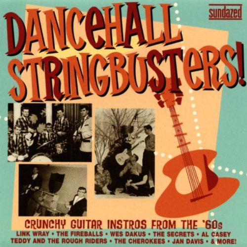v.a. - dancehall stringbusters
