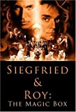 Siegfried & Roy:Magic Box - movie DVD cover picture