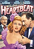 Heartbeat - movie DVD cover picture