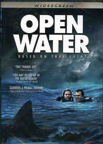 Cover of Open Water DVD