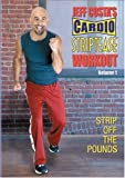 Jeff Costa's Cardio Striptease Workout - movie DVD cover picture