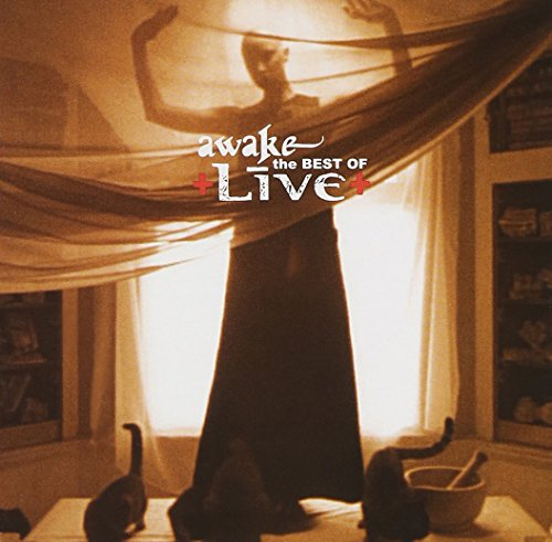Cubierta del álbum de Awake: The Best of Live