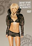 Britney Spears - Greatest Hits - My Prerogative - movie DVD cover picture
