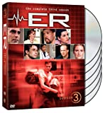 ER - The Complete Third Season - movie DVD cover picture