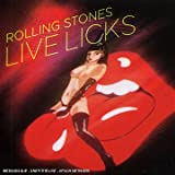 Album cover for Live Licks (disc 2)
