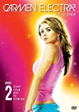 Carmen Electra's Fit to Strip - movie DVD cover picture
