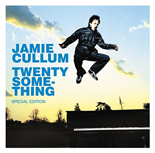 CD-Cover: Jamie Cullum - Twentysomething