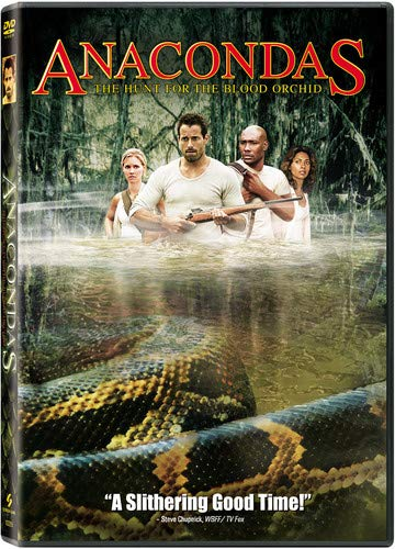 Anacondas: The Hunt for the Blood Orchid / �������� 2: ����� �� ��������� �������� (2004)