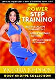 Victoria Johnson Power Step Training