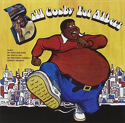 Original album cover of Fat Albert by Bill Cosby
