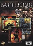 Battle Pak 3 pack: Steel Beast, WWII Online Blitzkrieg, Sudden Strike