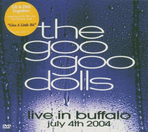 CD-Cover: Goo Goo Dolls - Give a Little Bit