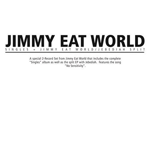 Singles/Jebediah & Jimmy Eat World [Split EP]