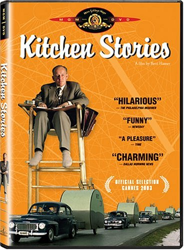 Salmer fra kjokkenet / Kitchen Stories / Кухонные байки (2003)