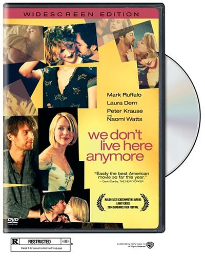 We Don't Live Here Anymore DVD