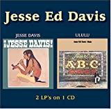 Album cover for Jesse Davis/Ululu