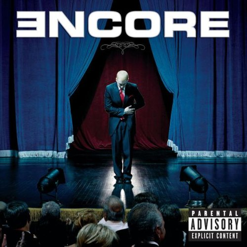 Original album cover of Encore (Deluxe Edition) by Eminem