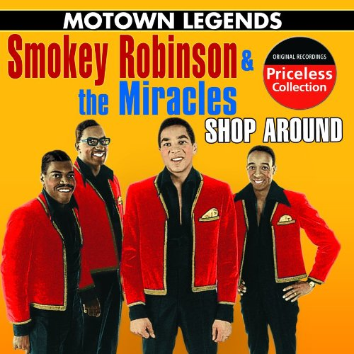 Motown Legends: Shop Around