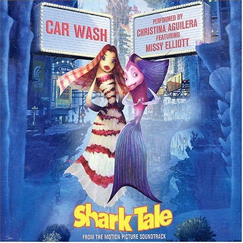 CD-Cover: Christina Aguilera & Missy Elliott - Car Wash