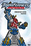 Transformers Armada -  Season 1 Part 1 - movie DVD cover picture