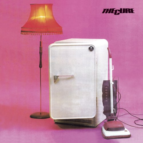 Cure - Three Imaginary Boys - Zortam Music