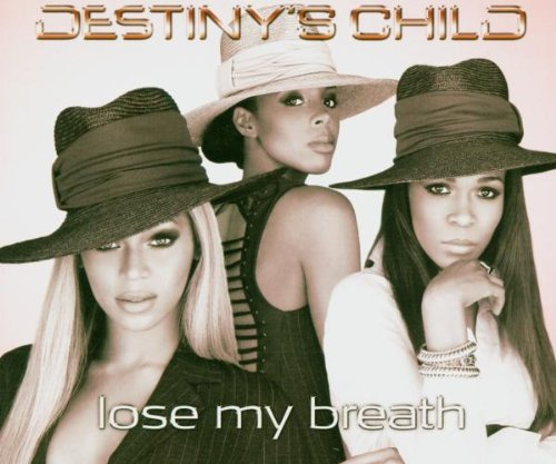 Lose My Breath [UK CD]