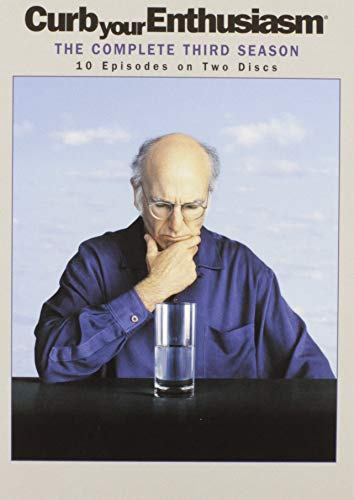 Curb Your Enthusiasm: The Complete Third Season DVD