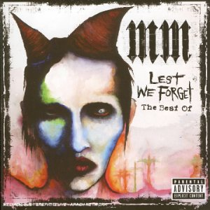 Marilyn Manson - Lest We Forget - The Best of (inclus 1 DVD) - Zortam Music