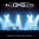 Album cover for Live All Over the Place (disc 2)