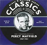 Blues & Rhythm Series: The Chronological Percy Mayfield 1947-1951