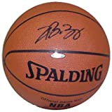 LeBron James Autographed NBA Basketball by Sports Images
