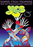 Yes - Songs from Tsongas - 35th Anniversary Concert - movie DVD cover picture
