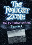 The Twilight Zone - Season 1 (The Definitive Edition) - movie DVD cover picture