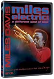 Miles Electric - A Different Kind of Blue - movie DVD cover picture