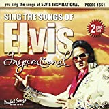 Elvis Inspirational 2CD Set (Karaoke)