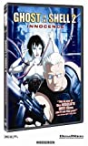 Ghost in the Shell 2 - Innocence - movie DVD cover picture