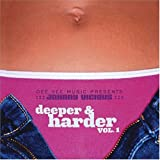 Copertina di album per Deeper & Harder, Volume 1