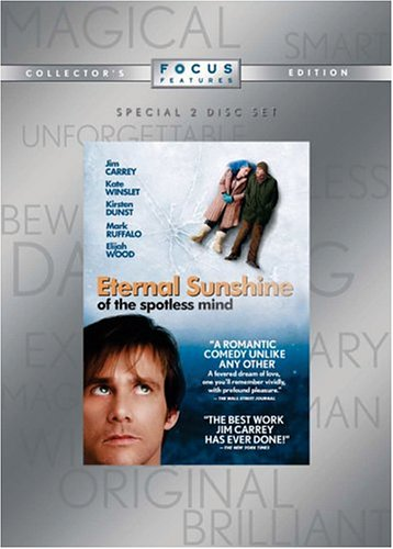 ETERNAL SUNSHINE DVD - Buy it!