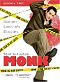Monk - Season Two - movie DVD cover picture